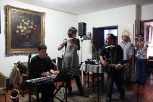 Vasco Balio, António Carlos e Teresa Sala - Trio