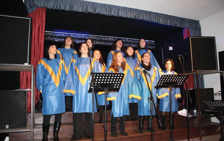 Grupo Coral Vozes de Esperança