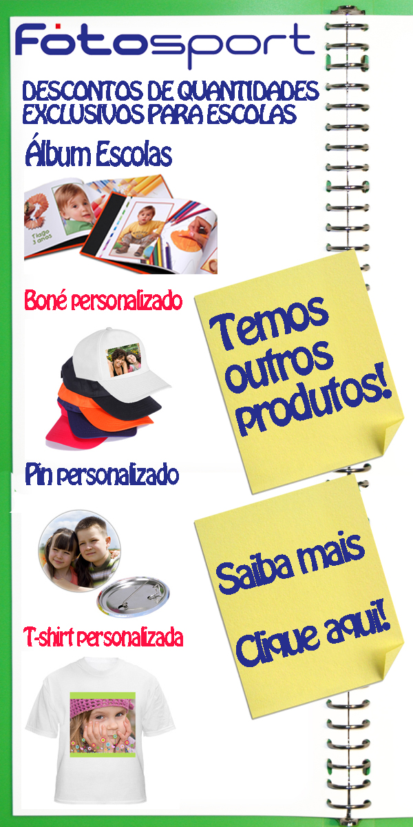 Newsletter exclusiva para escolas
