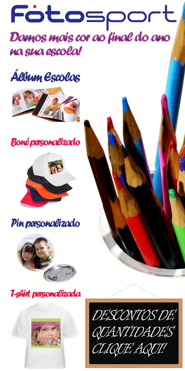 Newsletter para creches - Fotosport