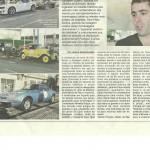 Garagem Justino no Jornal Audiência