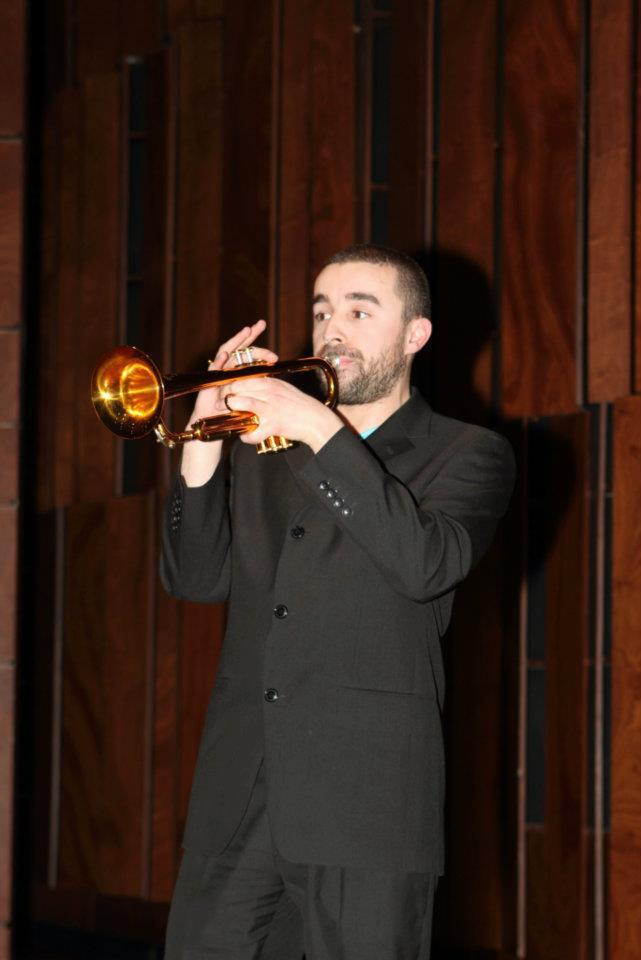 Nuno Santos - Trompetista - Professor de Trompete