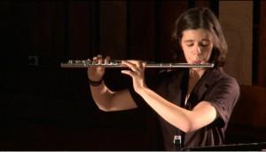 Teresa Sala - Flautista, Professora de Flauta, Saxofonista