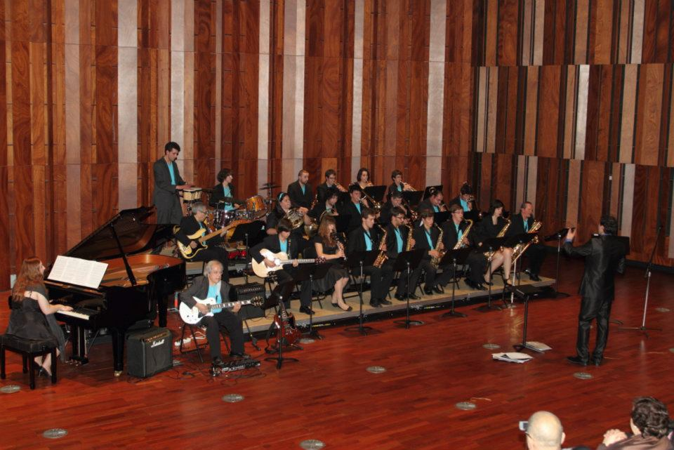 Invicta Big Band - Orquestra Ligeira da Cidade do Porto