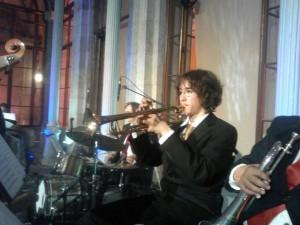 Luís Macedo - Trompete e Percussão