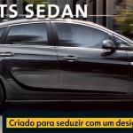 Banner Opel Astra Sedan