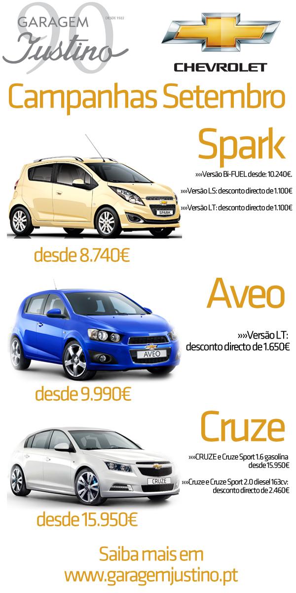 Newsletter Chevrolet