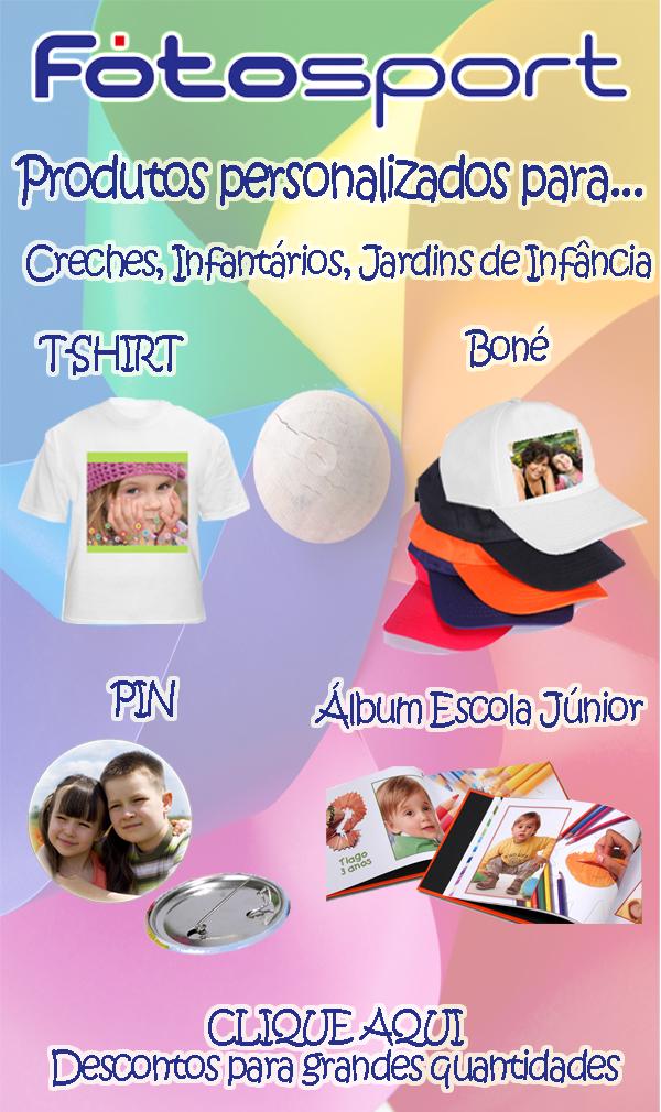 Newsletter Exclusiva para Creches e Infantários
