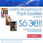 Campanha de email marketing para a Fotosport